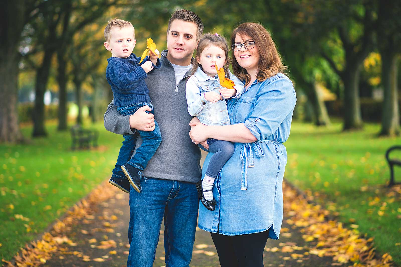 JawDesigns - Hungerford Family Portrait Photography - Newbury Berkshire