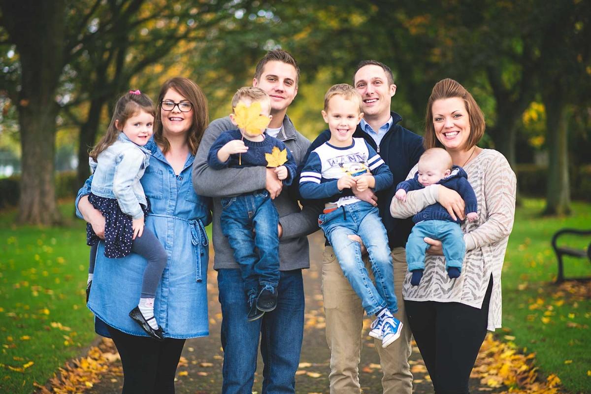 JawDesigns - Hungerford Family Portrait Photography - Newbury Berkshire