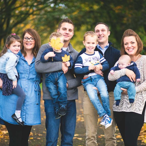 Hungerford Family Portrait Photography
