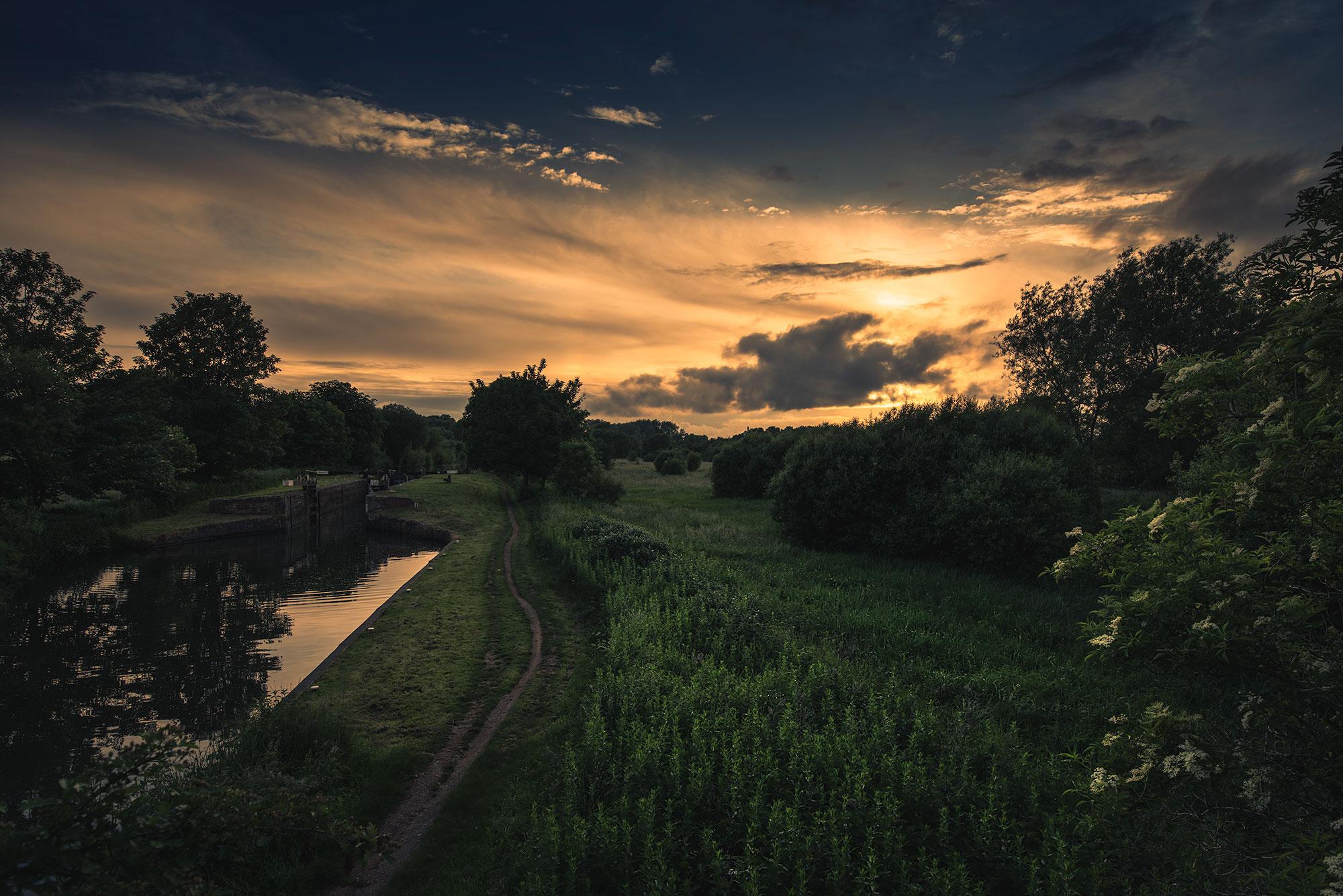 landscape photography newbury berkshire