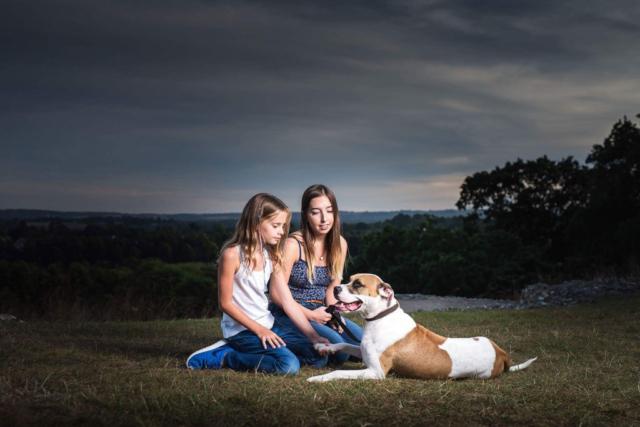 family portrait photographer newbury berkshire