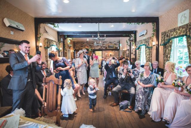 wedding photographer the old mill aldermaston newbury berkshire